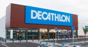 One of Europe's largest sports retailers Decathlon is to open its first 'megastore' in the State in Ballymun.