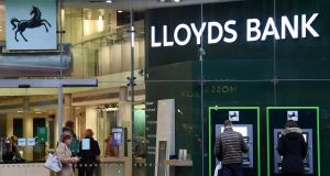 Lloyds handed back its Irish licences in 2010 and started to sell down the portfolio at pace.