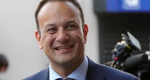 Taoiseach Leo Varadkar claimed in Friday that more and more women were importing pills online because of the current abortion laws in Ireland. Photograph: Collins