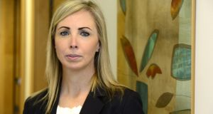 "Data Protection Commissioner Helen Dixon:  ""We wouldn't be investigating if we didn't think there was a basis to investigate."" Photograph: Cyril Byrne"