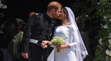 Britain's Prince Harry marries Meghan Markle at Windsor Castle