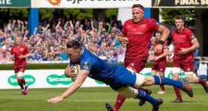 Leinster keep double dream alive as Munster title wait continues
