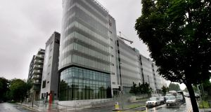 The parent firm of mobile phone operator Three is the buyer of Heuston South Quarter, the head office of telecoms rival Eir, reports the Sunday Times. Photograph: Matt Kavanagh