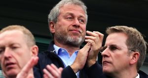 Chelsea owner Roman Abramovich is reportedly back in Moscow after his UK visa ran out. Photo: Chris Brunskill Ltd/Getty Images
