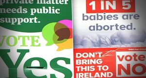 I look at the No campaign with sadness. What do they want to do with babies of forced pregnancies? What did we do with those babies before?