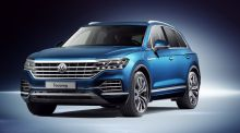 VW selects Cubic Telecom to supply Touareg model with technology