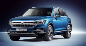 The new Volkswagen Touareg: Cubic Telecom's technology allows car manufacturers  to update mapping and engine software with wireless upgrades that reduces visits to dealerships