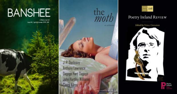 Ireland's thriving literary magazine scene: space for