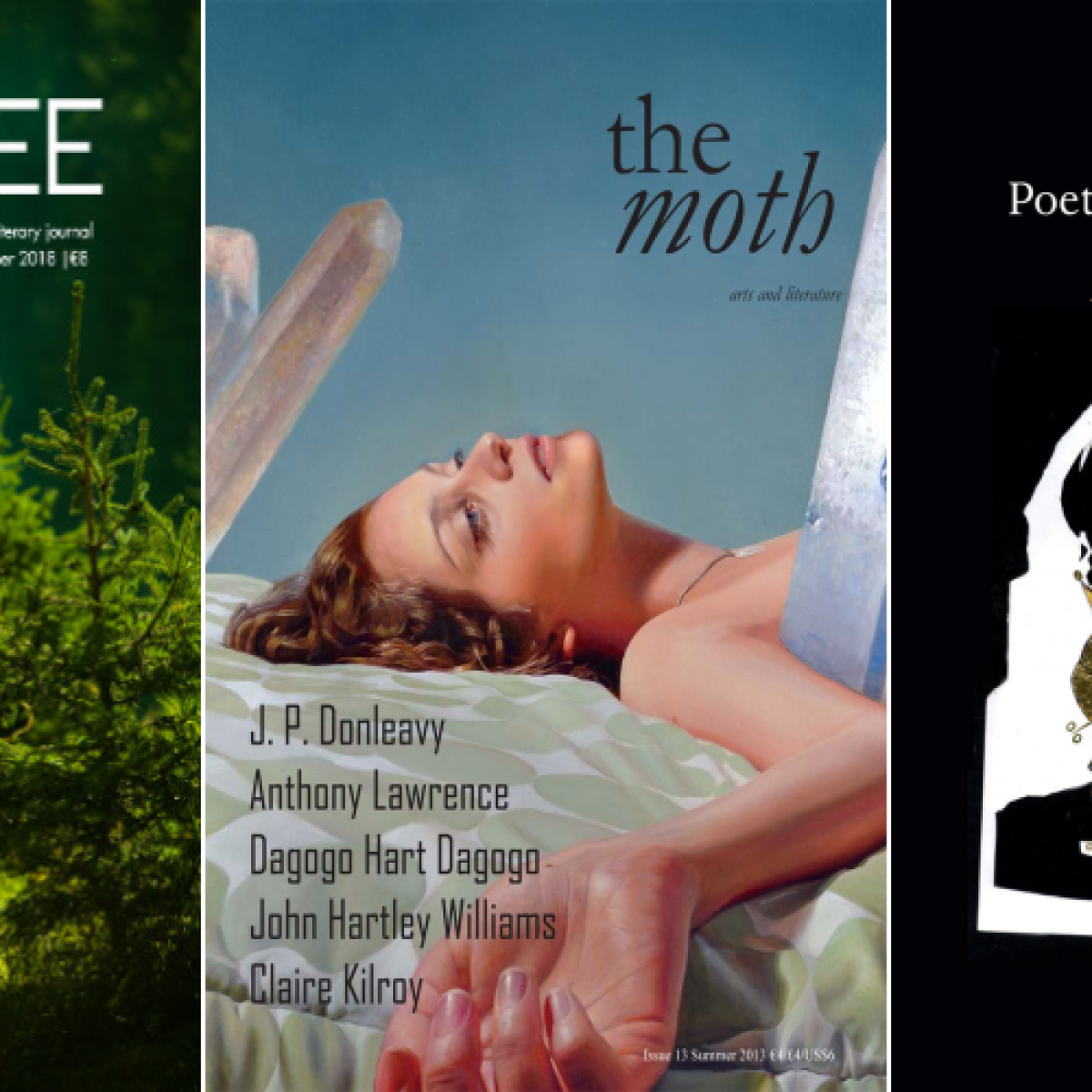 Ireland's thriving literary magazine scene: space for tradition and