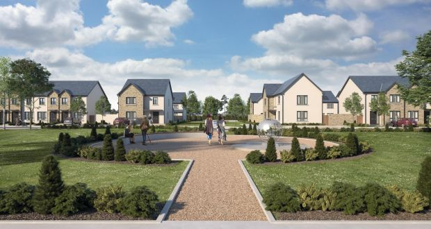 The Cluain Adain Development In Navan, Co Meath