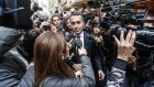 Italy's Five-Star Movement (M5S) leader Luigi Di Maio who has promised to spend more, boost growth and ignore EU budget rules.