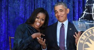 Barack Obama and his wife Michelle have signed their first big media deal since leaving the White House with Netflix