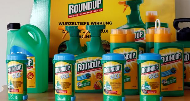 First Irish study of adult exposure to pesticide glyphosate