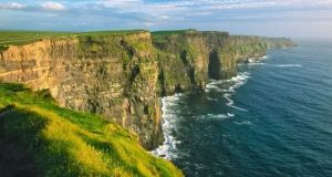 Defendant was following a Sat Nav system as he travelled from Doolin to the Cliffs of Moher.