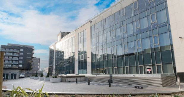 Docklands office block bought for €5m sells for €101m