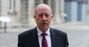 Charleton tribunal: the former Garda commissioner Martin Callinan. Photograph: Gareth Chaney/Collins
