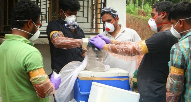 Nipah virus claims 12 lives in Indian state of Kerala