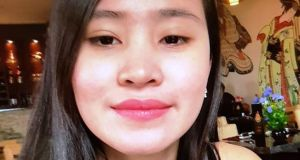 Jastine Valdez: the 24-year-old student was abducted on Saturday evening
