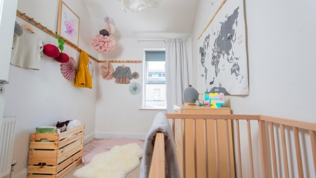 Kady Berry's daughter's bedroom. Photograph: Michael Mac Sweeney/Provision