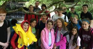 Connemara Maths Academy, in Delphi Resort on the Wild Atlantic Way, attract children from all over the world.