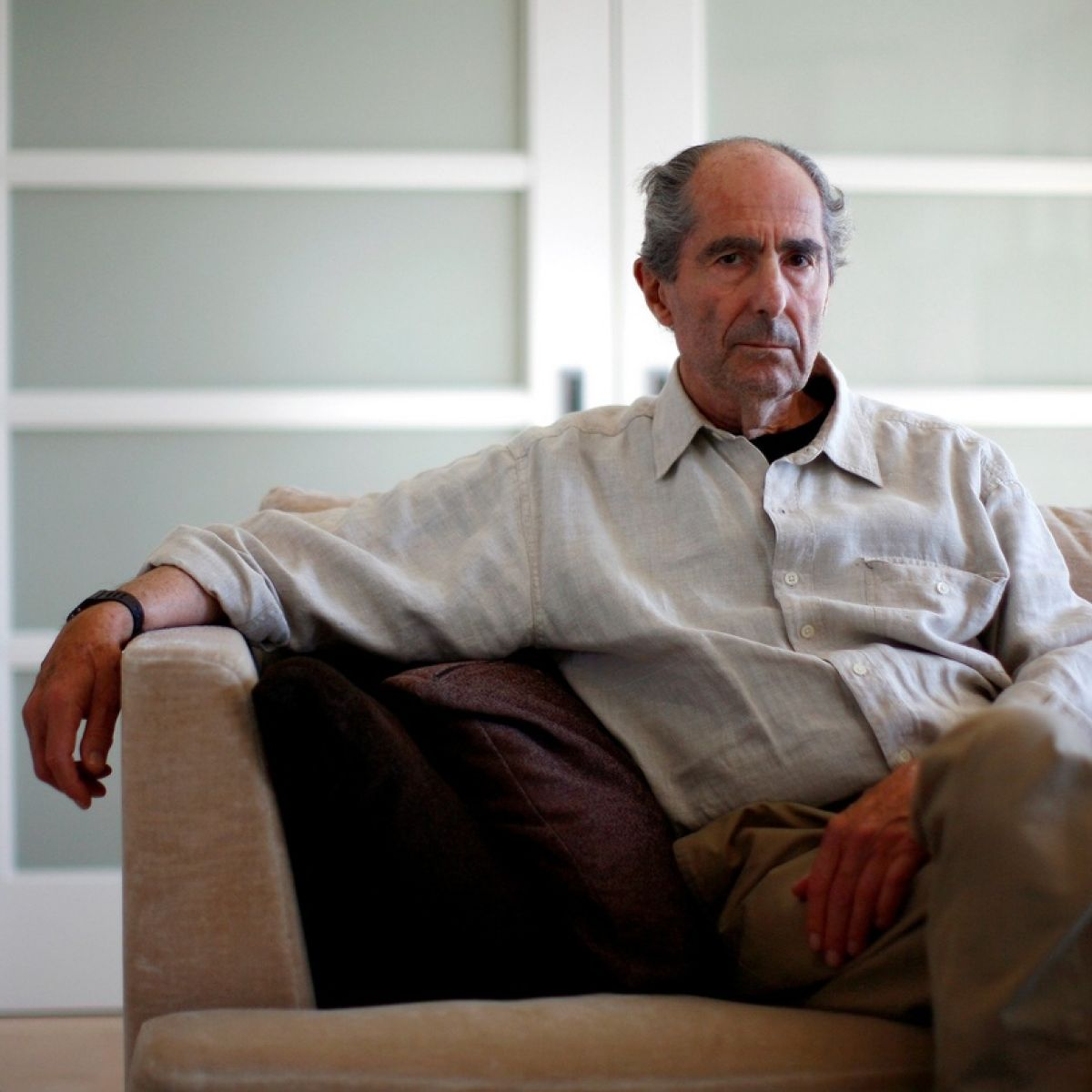 Philip Roth: Prolific writer who explored life with simmering intensity
