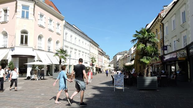 Welcome To My Place Klagenfurt Austrias Donegal