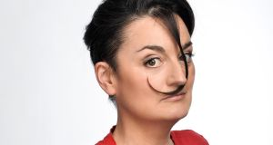"Zoe Lyons: She left Ireland aged nine and returns on occasion to attend big family get-togethers ""because Ireland really is the cousinland""."