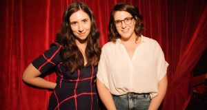Nicole Silverberg and Rachel Wenitsky of Reductress