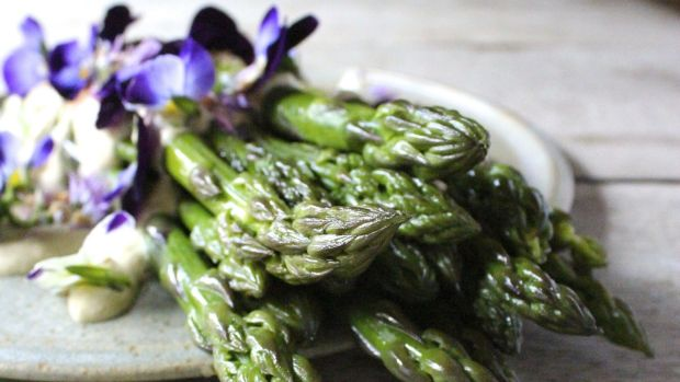 Imported asparagus may be available all year round but there is nothing to beat the treat of having locally grown asparagus in its short spring season.