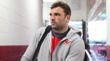Munster-bound Scarlets lock Tadhg Beirne has been named in Joe Schmidt's Ireland squad. Photograph: Gary Carr/Inpho