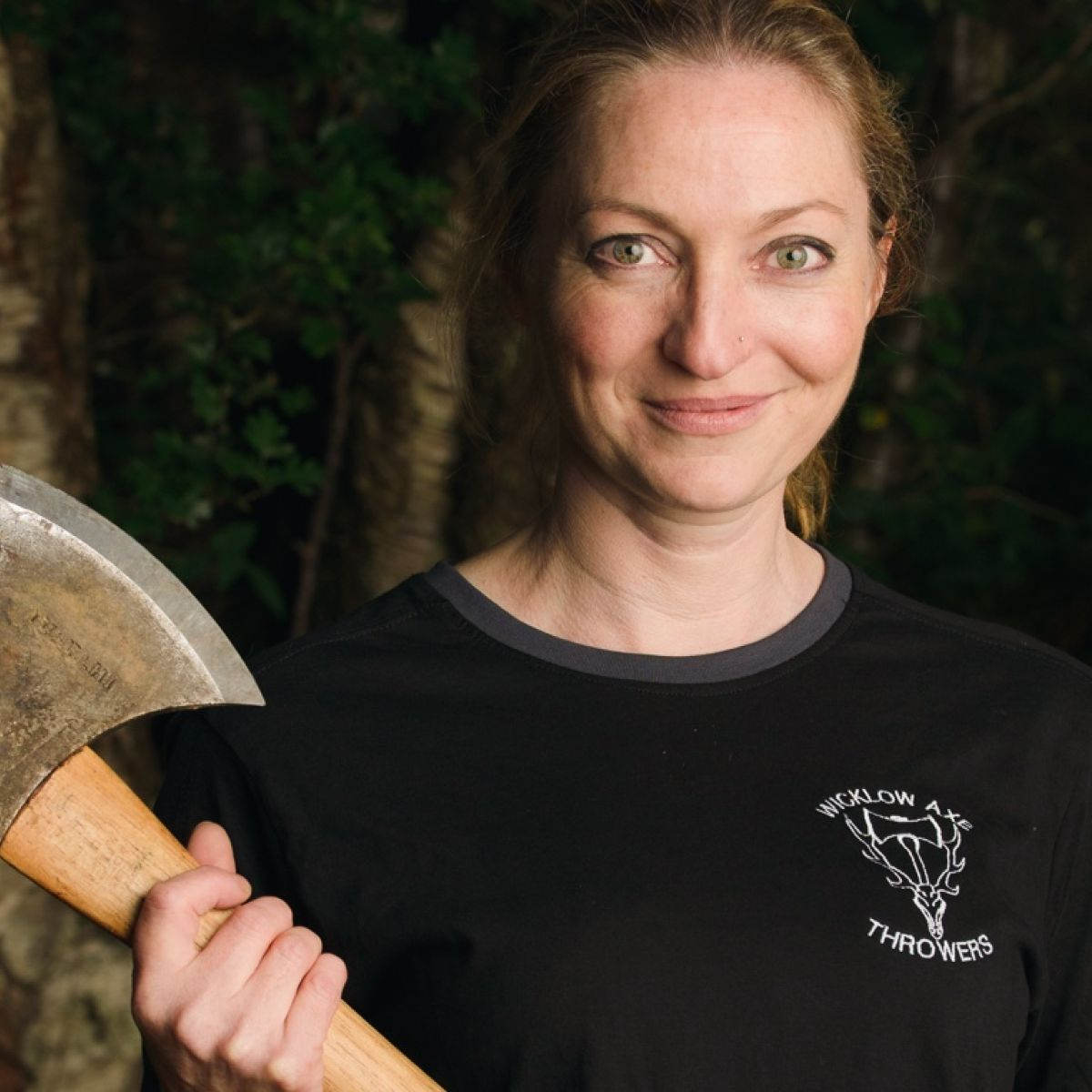Best Heavy Splitting Axe 2020 The Irish mother who is making her mark in the world of axe throwing