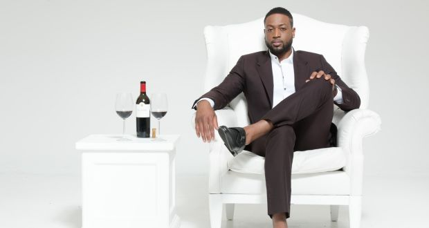 "finest selection 38111 f2298 Dwayne Wade  ""I think enjoying wine comes with age and sophistication and a  certain"