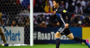 Shinji Kagawa is the key man for Japan in their World Cup campaign. Photo: Masterpress/Getty Images