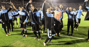 Uruguay will be favourites to top Group A at this year's World Cup. Photo: Getty Images