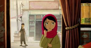 The Breadwinner from Kilkenny animation house Cartoon Saloon, an Academy Award nominee for best animated feature