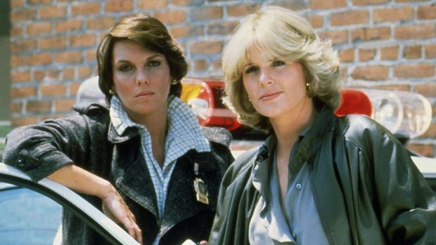 Cagney and Lacey, one of the most grittily realistic, working-class shows of the 1980s