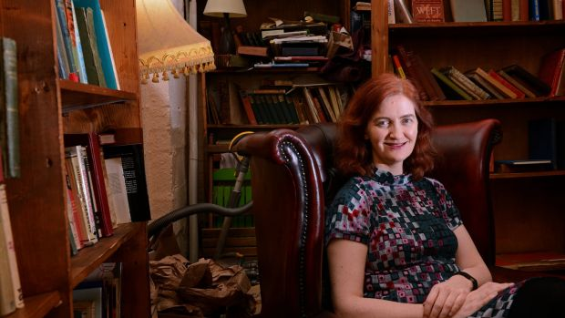 Emma Donoghue: will take part in the discussion on Irish and Canadian authors. Photograph: Eric Luke / The Irish Times