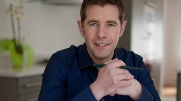 Dermot Bannon heads south to make his debut appearance at the Dalkey Book Festival on Friday June 15th.