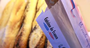 Aryzta, the company behind Cuisine de France, announced a plan to cut costs by €200 million over three years. Photograph: Nick Bradshaw