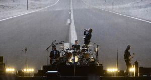 "U2's concert at  Croke Park had given rise to ""particular criticism about secondary ticket sales"".  Photograph: Cyril Byrne / The Irish Times"