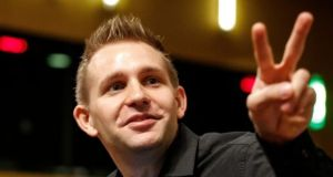 Privacy campaigner Max Schrems  accused the tech giants of 'coercing' users to accept data policies