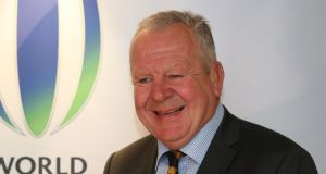 World Rugby chairman Bill Beaumont. Photograph:  Andrew Redington/Getty Images