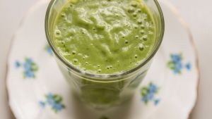 Energy-boosting smoothie. Photograph by Emma Jervis