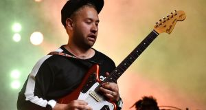 "Ruban Neilson of Unknown Mortal Orchestra: ""I don't wanna be the sort of person who is just using their life to give people clickbait."" Photograph: Mike Windle/Getty Images for Coachella"