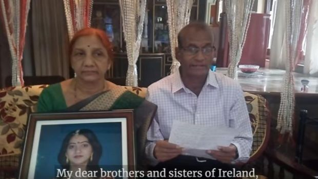 "Savita Halappanavar's parents: ""We got justice for Savita"""