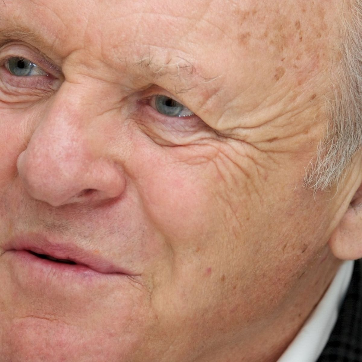 Anthony Hopkins: 'I'm happy I'm an alcoholic  It's a great gift'