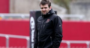 Jared Payne is to become a defence coach with Ulster. Photograph: Getty Images