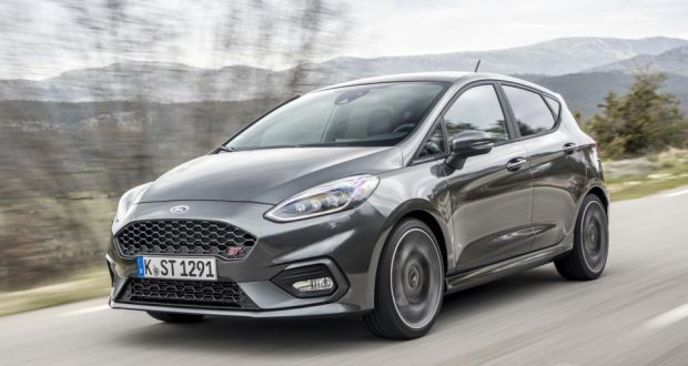 Too Hot To Handle Ford S Mind Bogglingly Good New Fiesta St