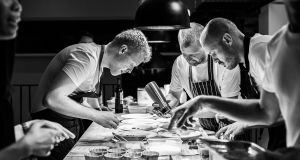 Mark Moriarty, winner of the prestigious San Pellegrino Young Chef 2015 award