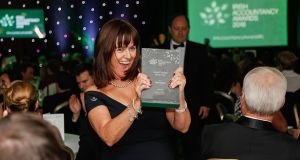 Awards night puts accountancy profession centre stage